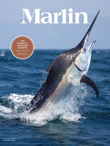 Marlin June 01, 2021 Issue Cover
