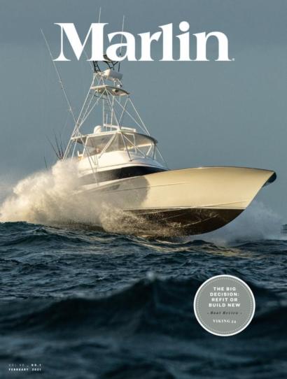Marlin | 2/2021 Cover