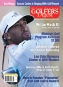 African Amercian Golfer's Digest March 01, 2021 Issue Cover