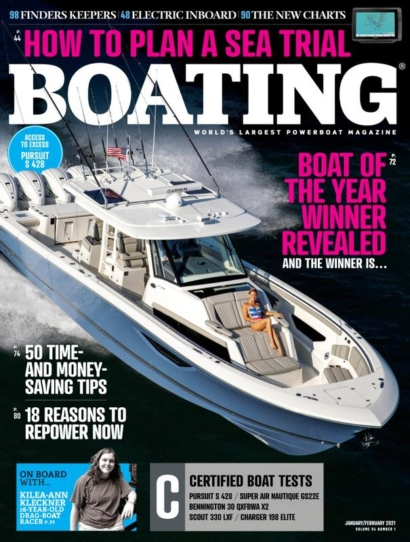 Boating | 1/1/2021 Cover