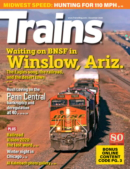 Trains | 12/1/2020 Cover
