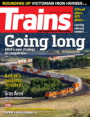 Trains November 01, 2021 Issue Cover