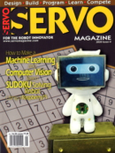Servo Magazine November 01, 2020 Issue Cover