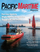 Pacific Maritime September 01, 2021 Issue Cover