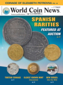 World Coin News October 01, 2021 Issue Cover