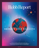 Robb Report August 01, 2021 Issue Cover