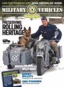Military Vehicles December 01, 2020 Issue Cover