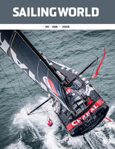 Sailing World | 9/2020 Cover
