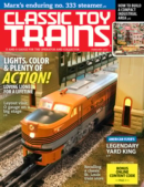 Classic Toy Trains February 01, 2021 Issue Cover