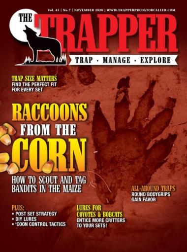 The Trapper | 11/2020 Cover
