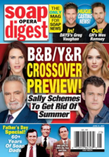 Soap Opera Digest June 21, 2021 Issue Cover