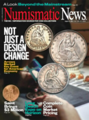 Numismatic News August 31, 2021 Issue Cover