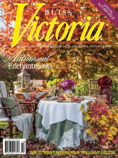 Victoria October 01, 2021 Issue Cover