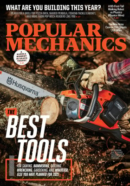 Popular Mechanics | 3/1/2021 Cover