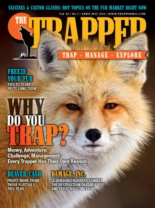 The Trapper April 01, 2021 Issue Cover