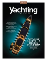 Yachting May 01, 2021 Issue Cover