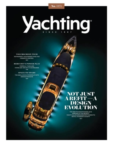 Yachting | 5/1/2021 Cover
