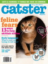 Catster September 01, 2021 Issue Cover