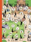 The New Yorker September 06, 2021 Issue Cover