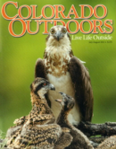 Colorado Outdoors July 01, 2021 Issue Cover