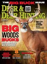 Deer & Deer Hunting | 11/2020 Cover