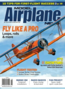 Model Airplane News June 01, 2021 Issue Cover