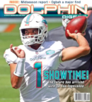 Dolphin Digest December 01, 2020 Issue Cover