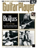 Guitar Player September 01, 2021 Issue Cover