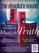 The Absolute Sound October 01, 2021 Issue Cover