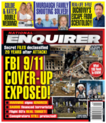 National Enquirer October 04, 2021 Issue Cover