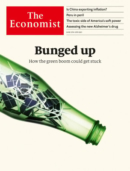 The Economist June 12, 2021 Issue Cover