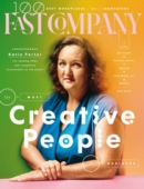 Fast Company September 01, 2021 Issue Cover