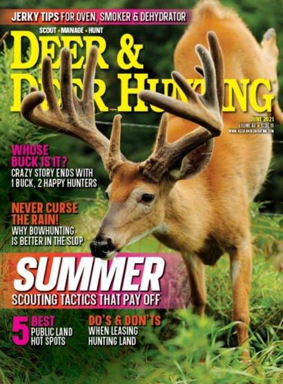 Deer & Deer Hunting | 6/1/2021 Cover