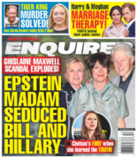 National Enquirer | 12/2020 Cover