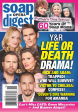 Soap Opera Digest May 10, 2021 Issue Cover