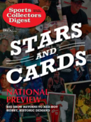 Sports Collectors Digest August 01, 2021 Issue Cover