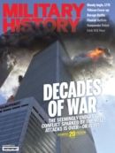 Military History September 01, 2021 Issue Cover