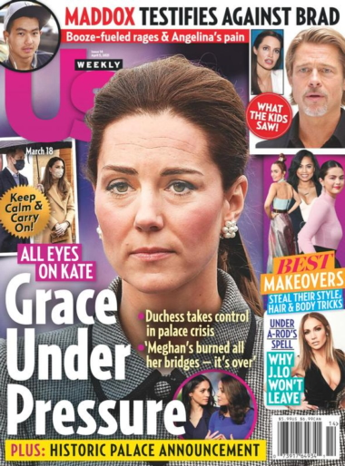 Us Weekly | 4/5/2021 Cover