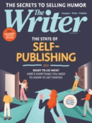 The Writer October 01, 2021 Issue Cover