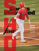 Sports Illustrated October 01, 2021 Issue Cover