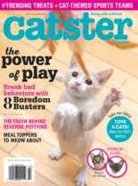 Catster July 01, 2021 Issue Cover