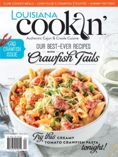 Louisiana Cookin' | 3/1/2021 Cover