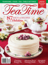 Tea Time November 01, 2020 Issue Cover