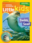National Geographic Little Kids | 5/1/2021 Cover