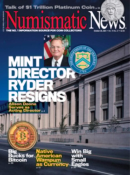 Numismatic News October 26, 2021 Issue Cover