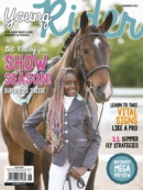 Young Rider June 01, 2021 Issue Cover