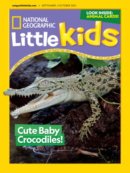National Geographic Little Kids September 01, 2021 Issue Cover