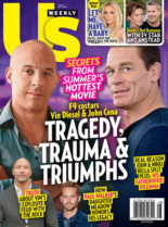 Us Weekly July 12, 2021 Issue Cover
