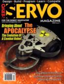 Servo Magazine | 1/1/2020 Cover