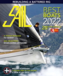 Sail September 01, 2021 Issue Cover